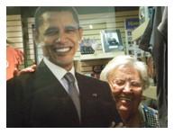 E Buica & B. Obama
