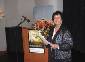 Pt.FOTO E IOSIF In timpul comumicarii la Congresul de Dacologie, 2012
