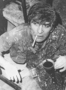 sa kafom i cigarom