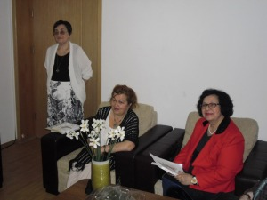 CRISTINA, MELANIA SI ELISABETA LANSARE LIRA 21 3 03 2015 CALDERON