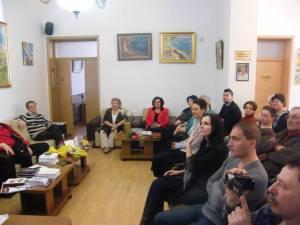 Sala 3 aprilie 2015 Centrul Calderon
